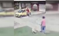 GÜNEY AMERIKA - Kolombiya'da İlginç Kaza Kamerada