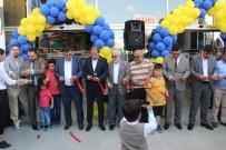 ESNAF VE SANATKARLAR ODALARı BIRLIĞI - Konya'nın En Büyük Endüstriyel Yapı Marketi Açıldı