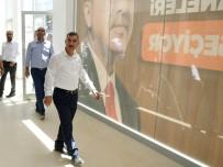 FETHİ GEMUHLUOĞLU - Malatya'nın İlk Millet Kıraathanesi Yeşilyurt'ta Hizmete Girecek