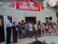 KITAPLıK - Mezitli'de 11. Gönüllü Evi Atatürk Mahallesi'nde Açıldı