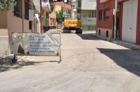 DOĞALGAZ - Nazilli'de Yol Yapım Çalışmaları Sürüyor