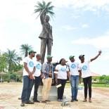 AKÇALı - Nijerya'daki Nelson Mandela Parkı Türk Boyası İle Renklendirildi