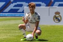 REAL MADRID - Odriozola, Real Madrid'de