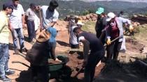 DOĞU KARADENIZ - Ordu Kurul Kalesi'nde Kazı Çalışmaları Yeniden Başladı