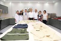 EMNIYET GENEL MÜDÜRLÜĞÜ - Orman İşçilerinin Kıyafetlerinde Artık Bir Dönem Başladı