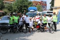 BULGARISTAN - 4 Bin 500 Kilometre Pedal Çevirerek 10 Ülkede 'Sessiz Çığlık' Atacaklar