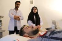 DENGE BOZUKLUĞU - (Özel) Van'da İşitme Kaybı Olan Hastalara 'BERA' Testi