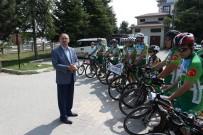 KAYABAŞı - 'Pedal Pedal Bursa'