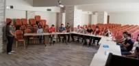FıRAT ÜNIVERSITESI - Psikolog Ve Rehber Öğretmenlerine DAKA Destekli 'Bilişsel Davranışçı Terapi' Eğitimi
