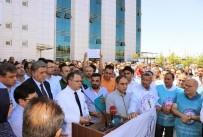 Sağlık Çalışanları Dr. Yalçın'ın Darp Edilmesini Kınadı