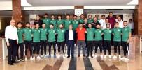 MUSTAFA YıLDıRıM - Salihli Belediyespor'dan 3. Lig Sözü