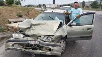 Samsun'da Aynı Yerde İki Kaza Açıklaması 7 Yaralı