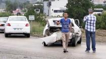 Samsun'da Trafik Kazaları Açıklaması 7 Yaralı