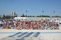 FARUK ÇELİK - Şehzadeler'de Öğrenciler Eğlenerek Spor Yapıyor