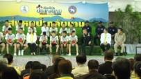 Taylandlı çocuklar ilk kez konuştu