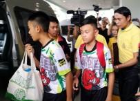 PSİKİYATRİST - Taylandlı Çocuklar Taburcu Oldu