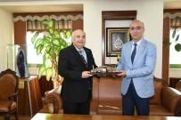 NEMRUT DAĞI - TDK Başkanı Prof. Dr. Gülsevin Rektör Gönüllü İle Bir Araya Geldi
