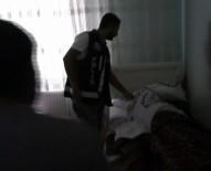 (Tekrar) Yatağında Uyurken, Polis Tarafından Uyandırılarak Gözaltına Alındı