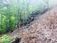 AKARÇAY - Tokat Dağlarında Terör Operasyonu