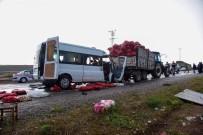 EMNIYET GENEL MÜDÜRLÜĞÜ - Trafik Canavarı Frene Basmıyor...6 Ayda 1629 Kişi Hayatını Kaybetti