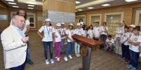 TİCARET ODASI - TTSO Özel İpekyolu Müzesi Öğrencileri Ağırladı
