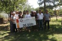 Tunceli'de Genç Çiftçilerle Hibe Sözleşme İmzalandı