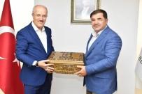 MILLI EĞITIM BAKANLıĞı - Türkiye Güreş Federasyonundan Altyapı İçin Dev Adım
