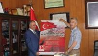 Uludağ'dan Cömertoğlu'na Ziyaret
