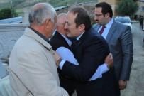 AK PARTİ İL BAŞKANI - Vali Ali Hamza Pehlivan Yakup Ata'nın Ailesine Taziyede Bulundu