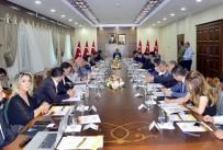 Vali Güzeloğlu, Diyarbakır Tanıtım Günleri Konulu Toplantıya Başkanlık Etti