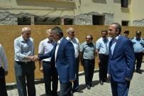 HÜSEYIN ÖNER - Vali Yazıcı 'Ege'ye Açılan Pencere'