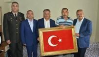 Vali Yazıcı 'Şehitlik Ve Gazilik Bizim İnancımızda Ve Kültürümüzde Çok Önemli'