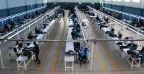 DıŞ TICARET - Van'da Açılan Tekstil Fabrikası 110 Kişiye Ekmek Kapısı Oldu