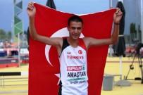 GÜMÜŞ MADALYA - Vanlı Atlet Avrupa İkincisi Oldu