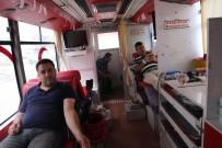 KıZıLAY - Varto'da Kan Bağışı Kampanyası