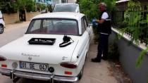 OTO HIRSIZLIK - Adana'da Çalınan 'Dede Yadigarı' Klasik Otomobil Bulundu