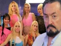 Adnan Oktar grubuna 17 yaşında giren kadından şok ifadeler