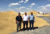 Aksaray Ticaret Borsası Başkanı Özkök, Ortaköy'de Tesis İnceledi