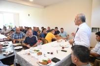 Altınordu Belediye Başkanı Tekintaş Açıklaması 'Yapılan Hizmetlerde Personelin Büyük Emeği Var'
