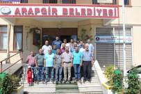 MEHMET YALÇıN - Arapirspor'da Olağanüstü Genel Kurul Yapıldı
