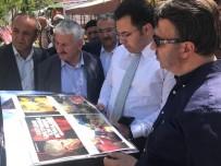 ANMA ETKİNLİĞİ - Bahçesaray'da 'Sündüz Katliamı' Sergisi