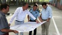 MESCID - Başkan Işık'tan Kapalı Pazaryeri İçin 'Yetiştirilsin' Talimatı