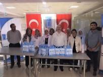 FERİT MELEN - Başkan Özgökçe, Yılın İlk Hacı Adaylarını Uğurladı