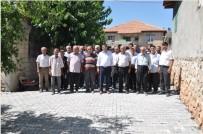 AHMET GENCER - Besni Kaymakamı Köy Gezilerini Sürdürüyor