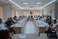 İLÇE MİLLİ EĞİTİM MÜDÜRÜ - Biga TSO Stratejik Amaç Ve Hedef Belirleme Toplantısı Yapıldı