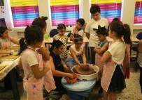 EL SANATLARI - Büyükşehir Çocukların Hayatına Dokunmaya Devam Ediyor