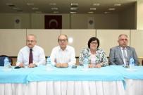 CENGIZ YıLMAZ - Büyükşehir'den Yöneticilerine İş Sağlığı Ve Güvenliği Toplantısı