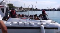 Çanakkale'de 39 Yabancı Uyruklu Yakalandı