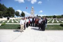KÜLTÜR SANAT MERKEZİ - Çanakkale Kültür Turları Başlıyor