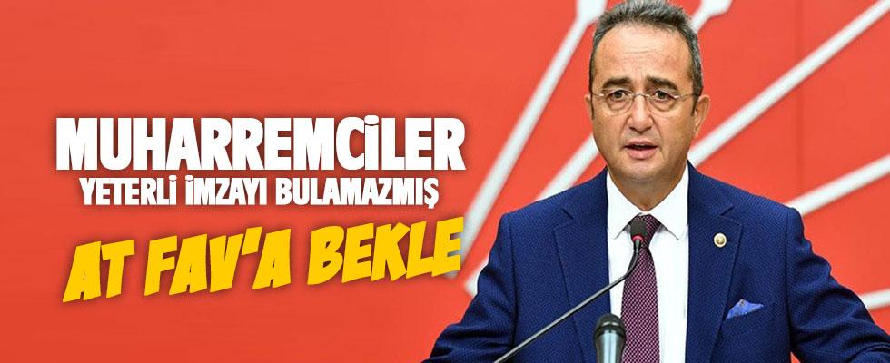 Bülent Tezcan'dan imza açıklaması